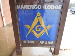 Table lodge visit 2016
